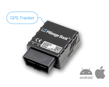Mileage Book GPS Tracker