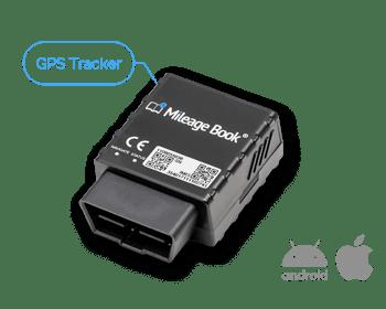 Mileage Book GPS tracker