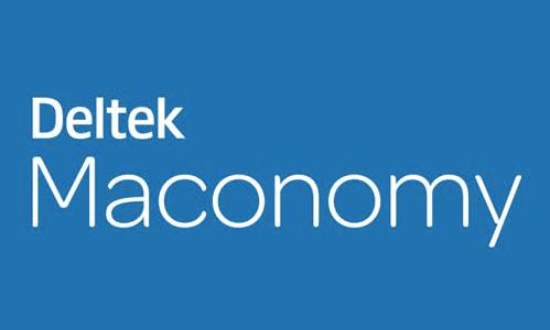 Deltek Maconomys logo