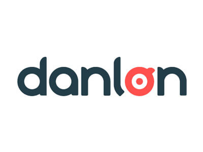 Mileage Book integration - Danløn logo